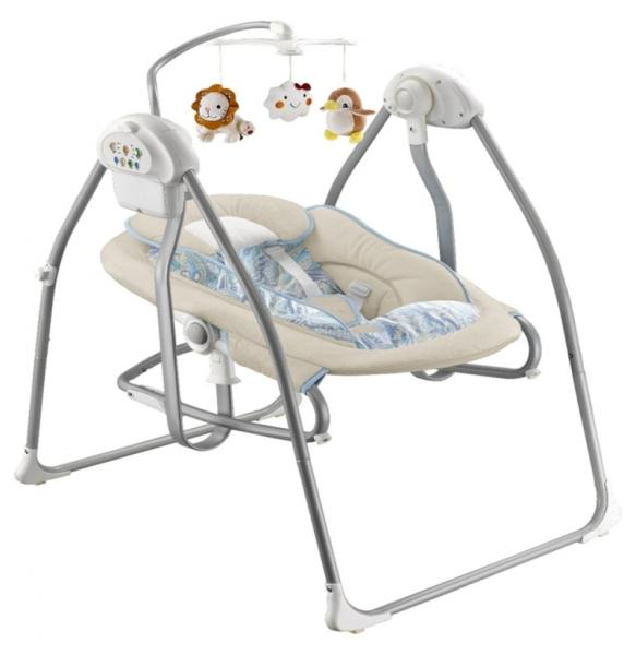 Leagan balansoar 2 in 1 Baby Mix BY020 Beige