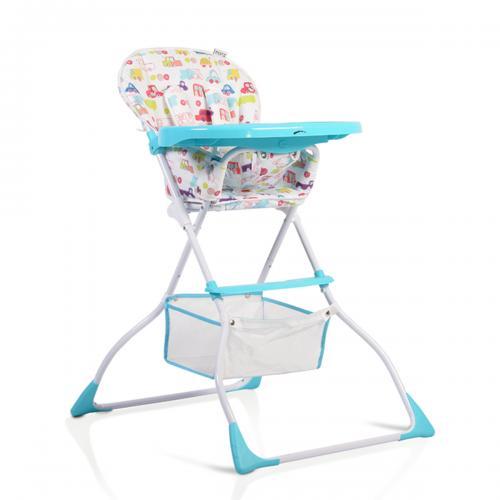 Scaun de masa copii Cangaroo Moove Blue