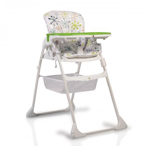 Scaun de masa copii Cangaroo Berry Verde